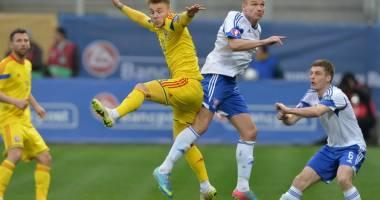 EURO 2016: România, victorie în meciul cu naţionala Insulelor Feroe
