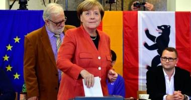 Alegeri în Germania. Victoria Angelei Merkel, umbrită de succesul naţionaliştilor
