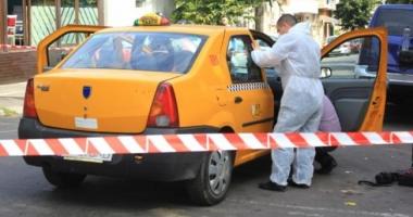 Maşina unui taximetrist, distrusă de o poliţistă în timpul unei misiuni