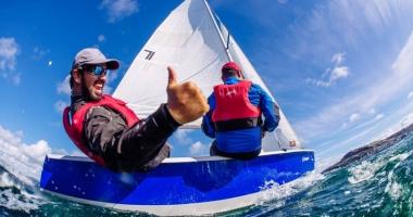 Alexandru Micu, super-specializare la yachting