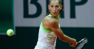 Tenis: Alexandra Cadanțu a abandonat în finala turneului WTA de la Bol