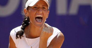 Alexandra Cadanțu a câștigat titlul la dublu la turneul de la Budapesta