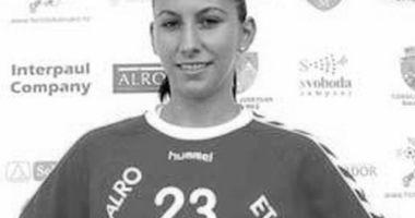 DOLIU în handbalul românesc. O jucătoare de la Oltchim A MURIT la numai 32 DE ANI