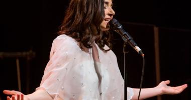 """Alexandra Uşurelu, în concert pe scena Teatrului """"Oleg Danovski"""""""