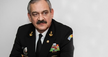Şeful Statului Major al Forţelor Navale Române, vizită de lucru în Ucraina