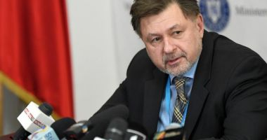 Alexandru Rafila: Este probabil ca circa 500.000 de români să fi trecut deja prin infecția cu coronavirus