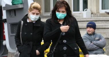 Gripa porcină a mai luat o viață! O fetiță de șapte ani A MURIT la spital
