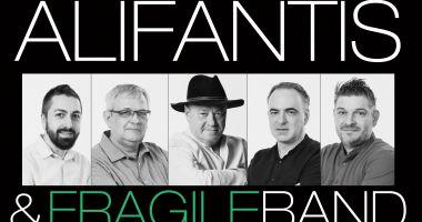 Turneul național Alifantis & FragileBand, escală la Constanţa