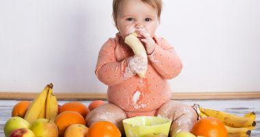 De ce trebuie să le dăm fructe copiilor