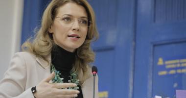 Alina Gorghiu: Avem un președinte de partid care oricând ar putea prelua portofoliul de prim-ministru