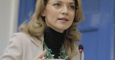 Liberala Alina Gorghiu, susținere pentru europarlamentare