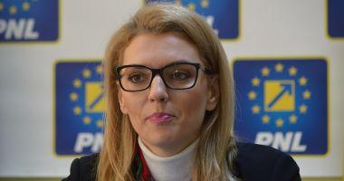 Alina Gorghiu: Vom depune moţiunea de cenzură, dar căutăm cel mai favorabil context