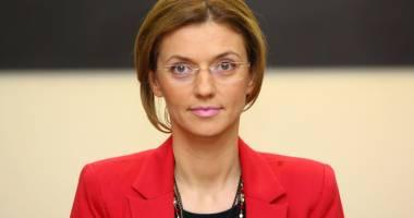 Alina Gorghiu anunţă un posibil congres în PNL, după alegerile locale