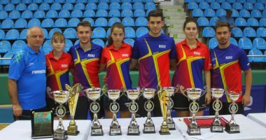 Alina Zaharia, patru medalii la Campionatele Balcanice U21