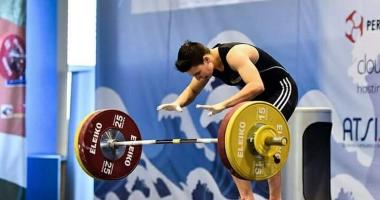 Alte trei medalii pentru România, la Campionatele Europene de haltere pentru juniori şi U23