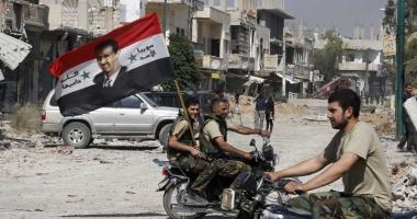 Alungarea lui al-Assad, o prioritate pentru SUA
