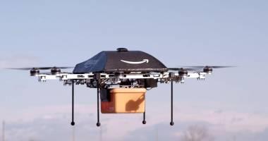 Amazon, aproape de introducerea dronelor �n sistemul de livr�ri