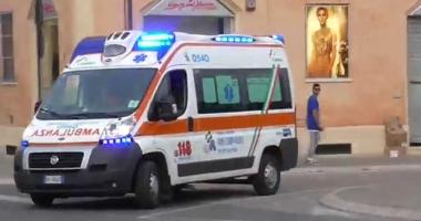 Tânăr român, transportat în stare de inconștiență la spitalul din Palermo după ce a vrut să se sinucidă