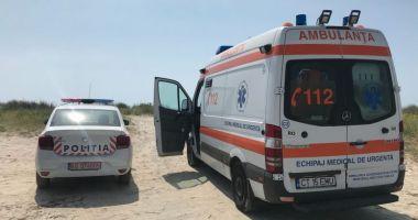 Intervenție contracronometru: Două persoane în pericol de înec în stațiunea Mamaia în zona Hotelului Vega