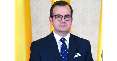 Ambasadorul Republicii Macedonia, în dezbatere cu studenţii ovidieni