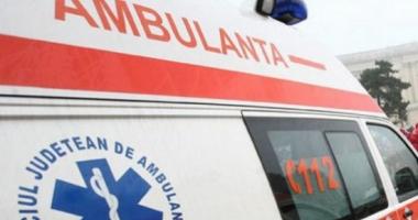 Accident de muncă în Dana 58
