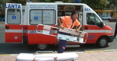 Situaţie critică la Ambulanţa Constanţa. Personal puţin, pacienţi puşi pe aşteptare, maşini mai mereu în service