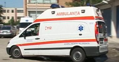 Două victime într-un accident produs la Cernavodă