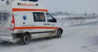 TRAGEDIE / O femeie a decedat, până la sosirea ambulanţei