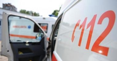 Un şofer băut şi fără permis a intrat într-un grup de pietoni: Un mort şi doi răniţi