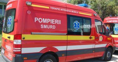 Accident în municipiul Constanţa. O fetiţă a fost rănită