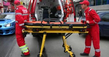 Accident rutier pe bulevardul Aurel Vlaicu