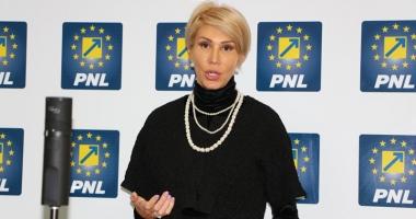 Raluca Turcan: PNL va depune, duminică, amendamentele la buget