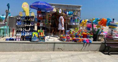 Amenzi la terasele și operatorii de la plaje din Eforie Nord