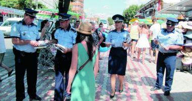 Poliţia Constanţa, AMENZI pentru patronii care nu asigură paza unităţilor de cazare