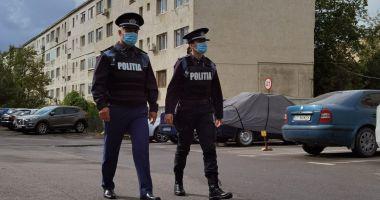 Amendă pentru încălcarea restricţiilor la o terasă din Constanţa