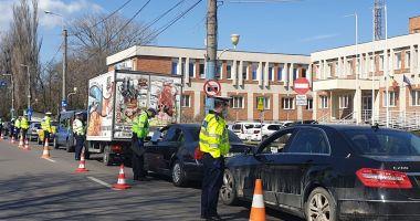 Zeci de șoferi lăsați fără permise, pe șoselele din județul Constanța!