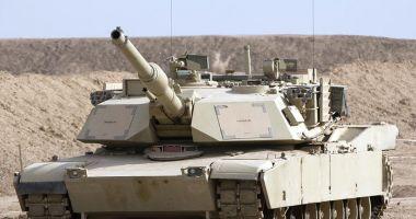 Tancuri, elicoptere, infanterişti! Americanii trimit trupe la Mihail Kogălniceanu