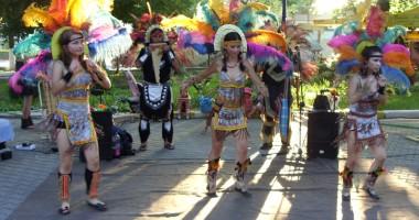 Ritmuri tribale �n Satul de Vacan��, cu Oscar Barros �i Itto Meza