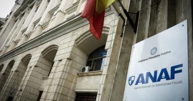 ANAF rambursează 881,20 milioane de lei TVA