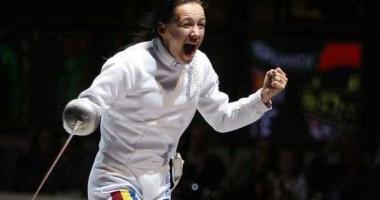 Ana-Maria Popescu a câștigat Grand Prix-ul de spadă de la Doha