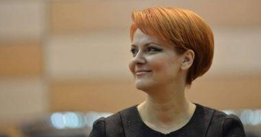 Olguța Vasilescu va fi consilier al premierului Viorica Dăncilă