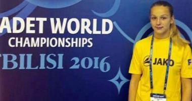 Andreea Ana, de la CS Mangalia, argint la Mondialele de lupte