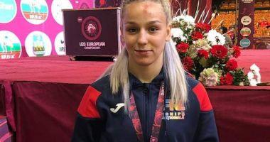 Andreea Ana, medalie de bronz la Europenele U23