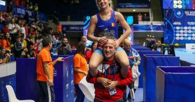 Andreea Ana, medaliată cu bronz la Campionatele Mondiale U23
