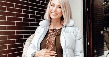 Andreea Bălan a făcut STOP CARDIO-RESPIRATOR în timpul operației de cezariană