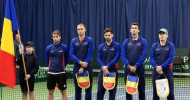 Andrei Pavel părăseşte echipa de Cupa Davis a României