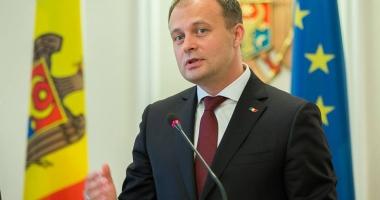 Chișinău: Noii miniștri au depus jurământul în fața președintelui Parlamentului