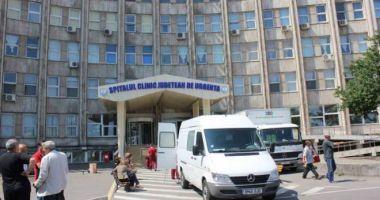 Peste 350 de internări, la Spitalul Clinic Judeţean de Urgenţă Constanţa