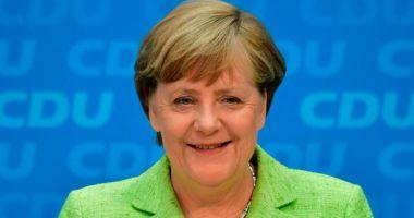 Angela Merkel primeşte Premiul Fulbright pentru Înţelegere Internaţională