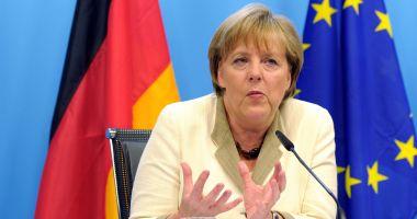 Angela Merkel respinge posibilitatea de a deţine o funcţie de conducere la nivelul UE